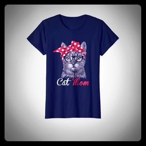 Tops - Coming in Nov..Funny Cat Mom Shirt for Cat Lovers